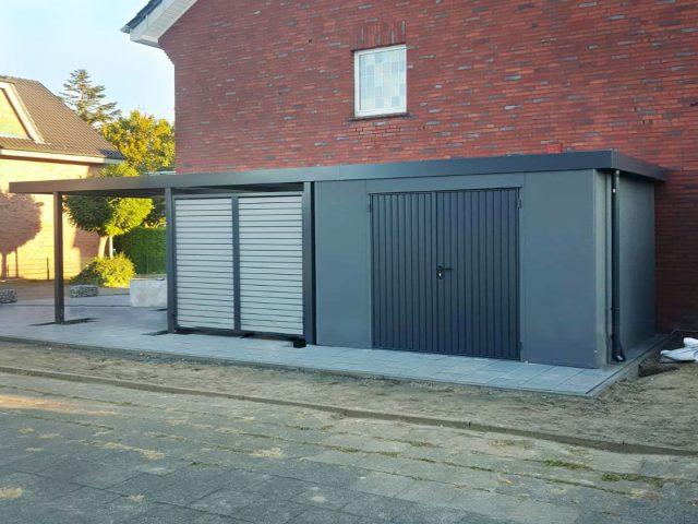 Startseite - CARCEFFO - Moderne Carports & Garagen